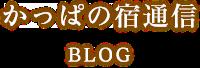 BLOG - かっぱの宿通信